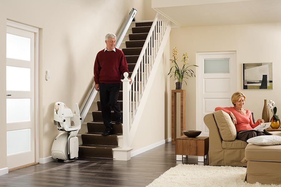 stair lifts Ameriglide stair lifts are designed and manufactured for homeowner installation with lifts starting at only $999 we also offer nationwide installation.