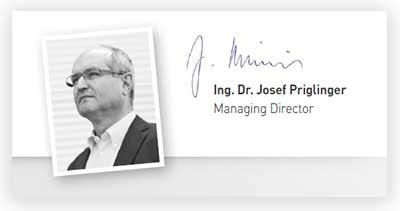 Ascendor - Managing director