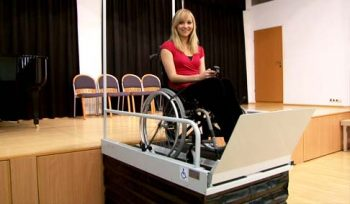 Easylift Wheelchair Lift