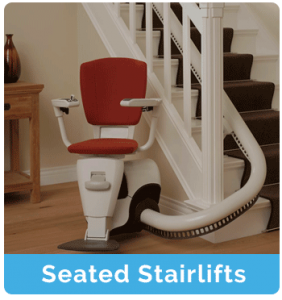 Seated Stairlift
