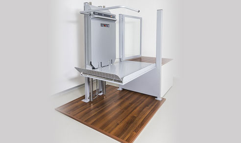 Ascendor Vertical Wheelchair Lift