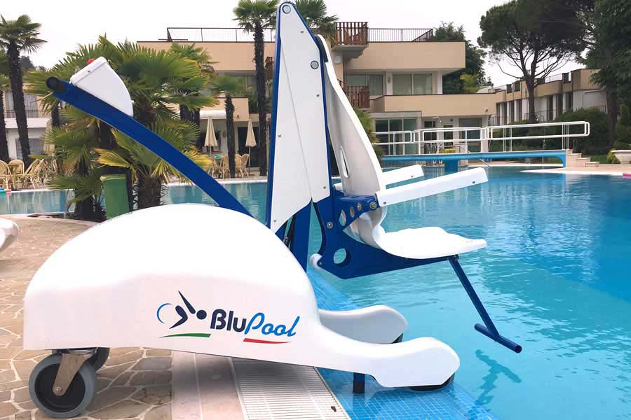 Portable Pool Lift Australia