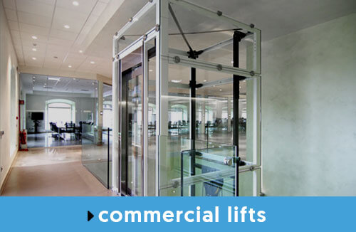 commercial lift elevator