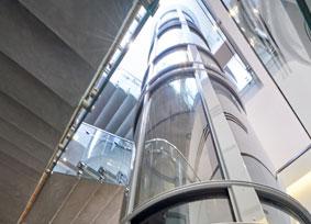 vacuum elevator construction