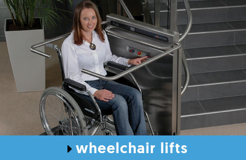 wheelchair lifts australia