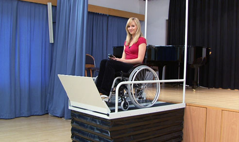 EasyLift Wheelchair Lift Australia