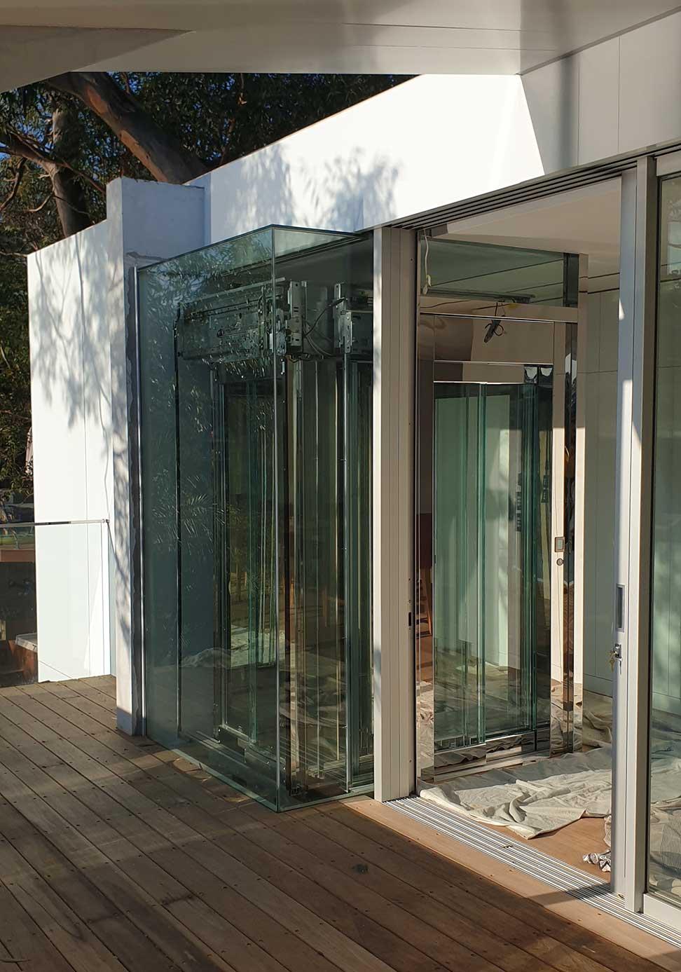 Linea Home Lift
