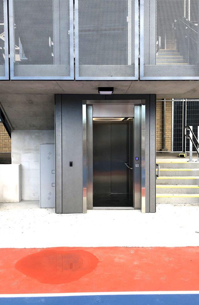 Linea DDA Commercial Lift Queensland