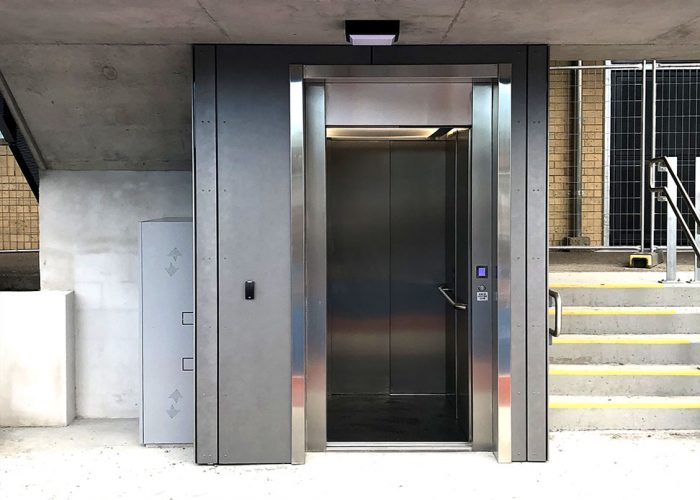 Linea DDA Commercial Lift Queensland