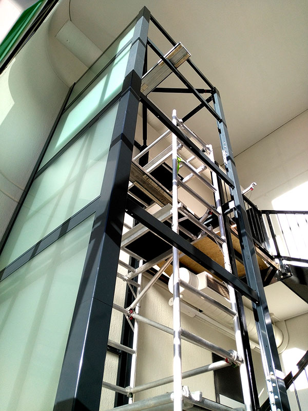 box&Co Syney Commercial Lift