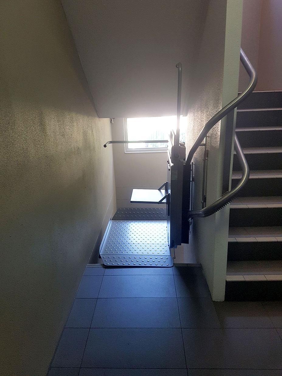 Wheelchair lift queensland