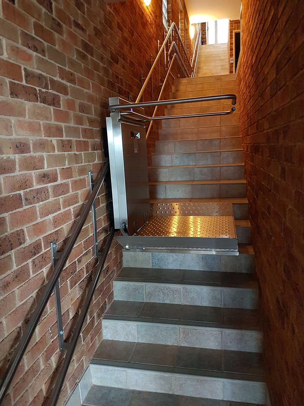 wheelchair lift gosford sydney