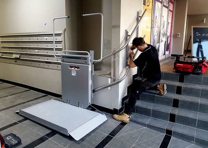 Wheelchair Lift Saint Leonard QLD