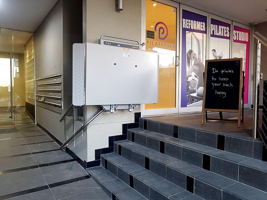Wheelchair Lift Saint Leonard QLD