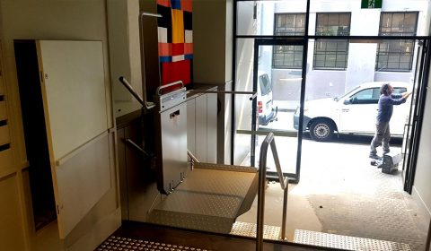Wheelchair lifts Surry hills Sydney