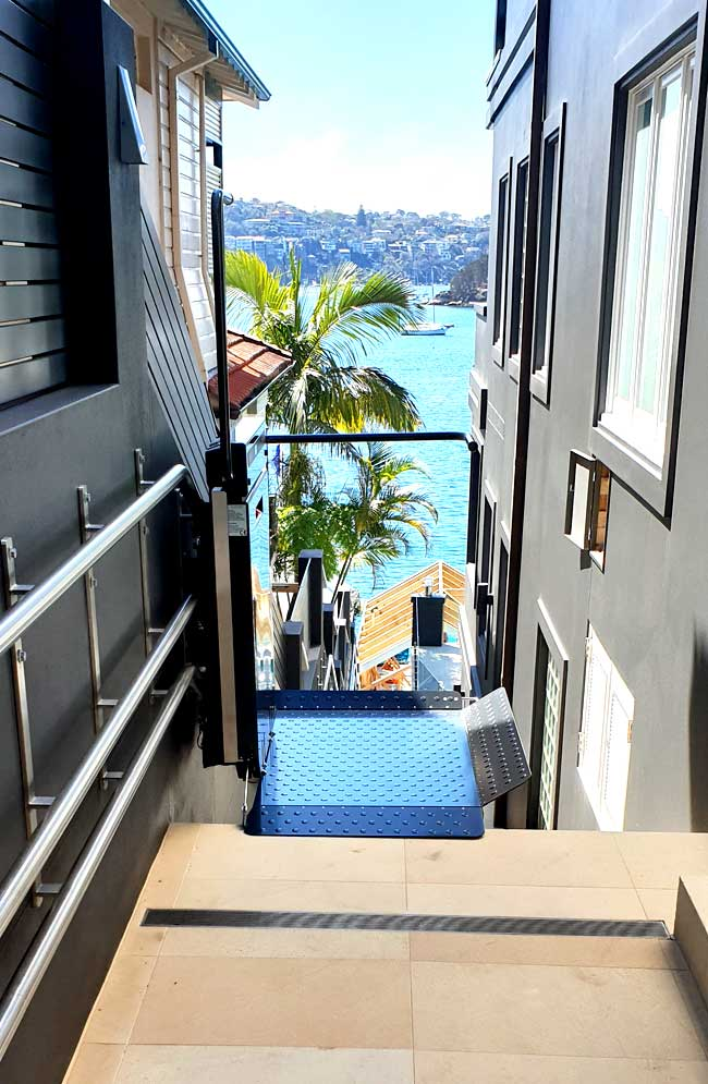 wheelchair lift sydney