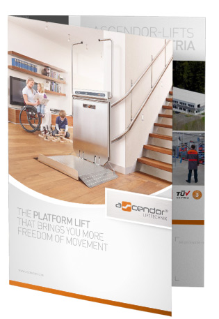 Ascendor Wheelchair lift