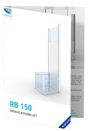 RB150 Wheelchair lift