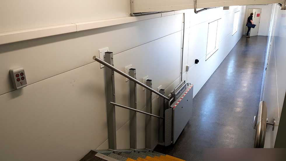 wheelchair lift banyo queensland