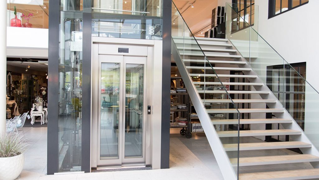 commercial lifts
