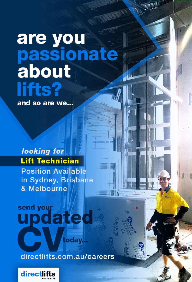 Lift Technician Hiring