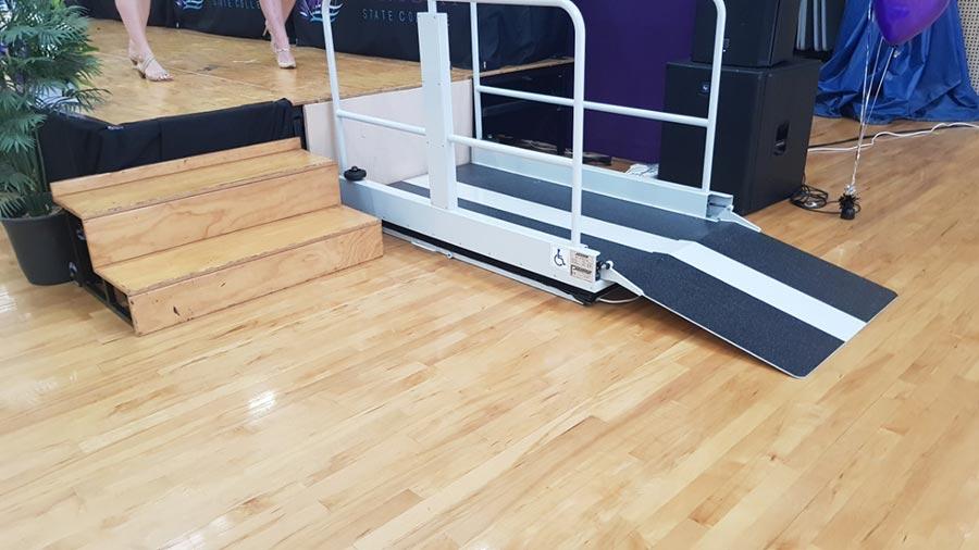 Easylift Wheelchairlift SUnshine Coast