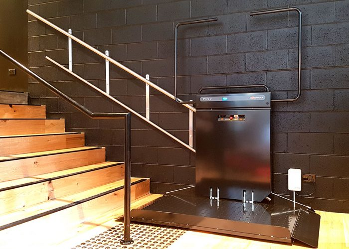 Wheelchair lift barangaroo nsw