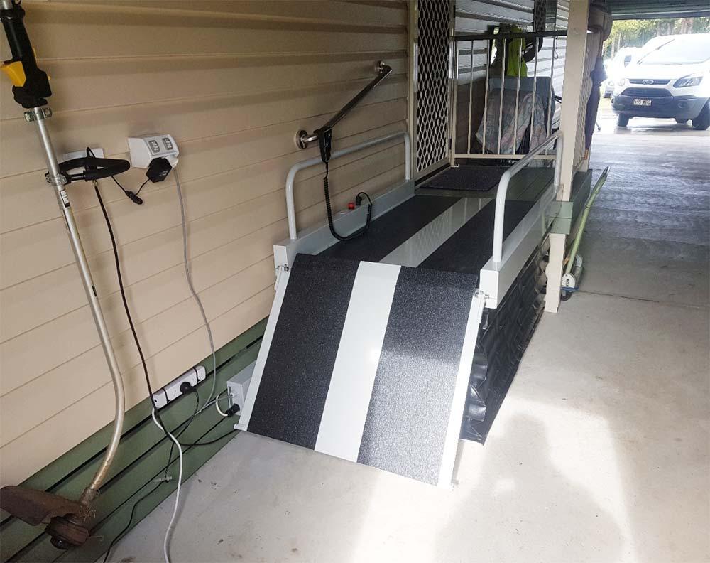 easylift wheelchair lift coffs harbour