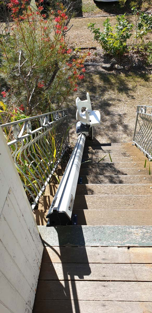 outdoor stairlift queensland