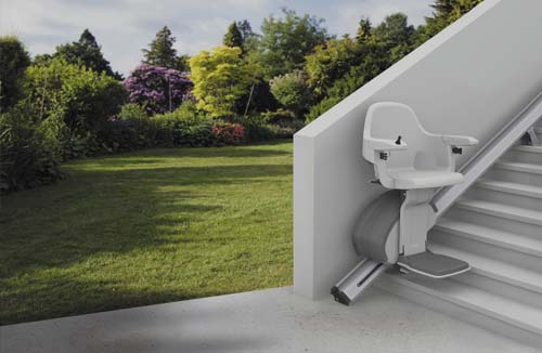 Levant Outdoor Stairlift
