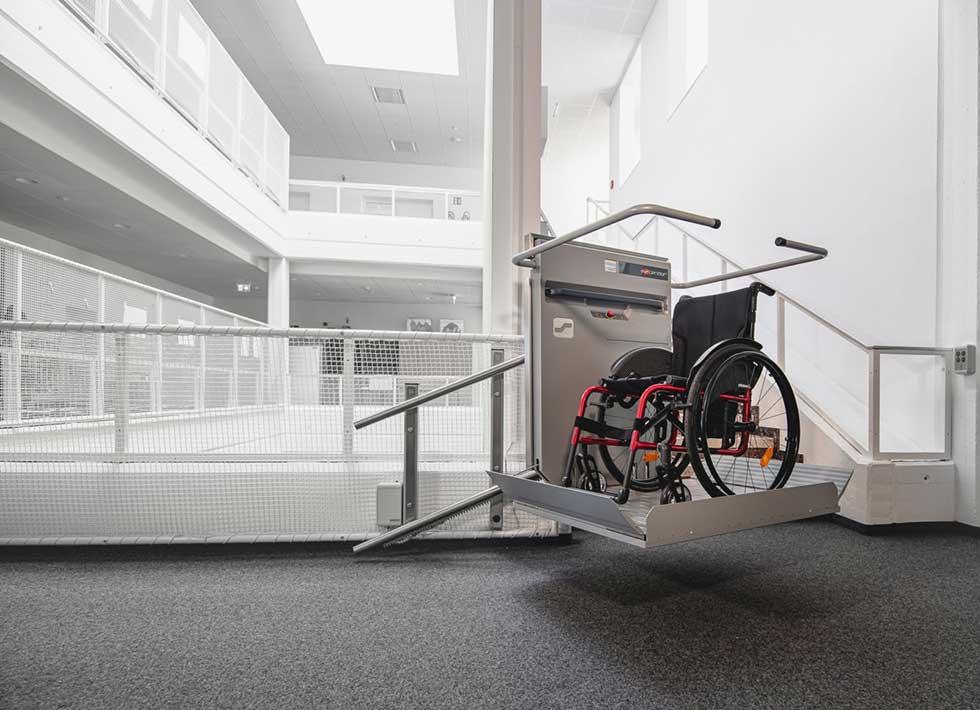 Ascendor Wheelchair Lift