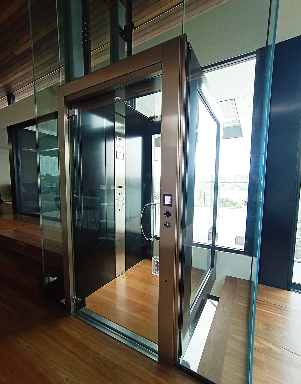 home lift in Longueville