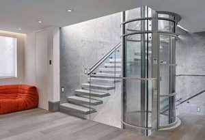 Air Elevator Menu