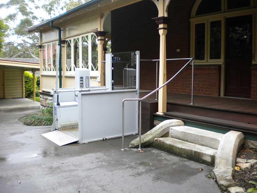 Ascensa-Platform-Wheelchair-lift-Pymble-NSW