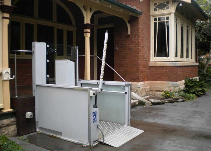 Ascensa-Platform-Wheelchair-lift-Pymble-NSW