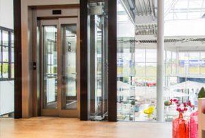 MB Commercial Lift Menu