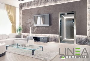Linea Home Lift Menu