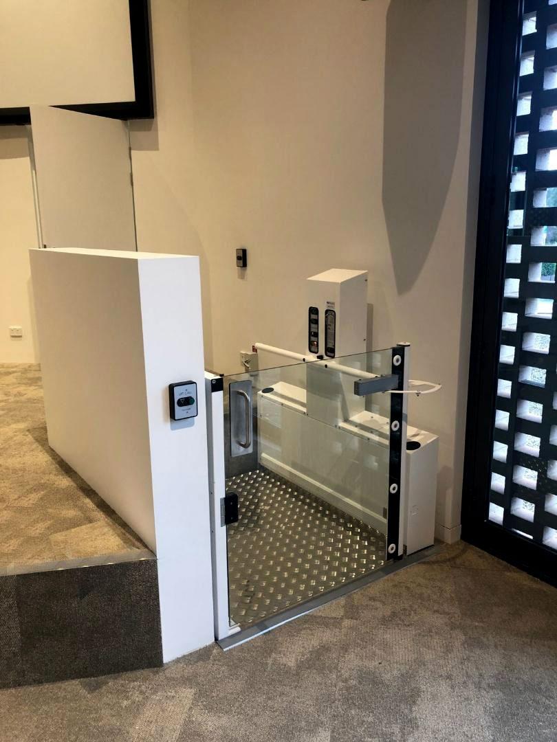 wheelchair lift Ascensa