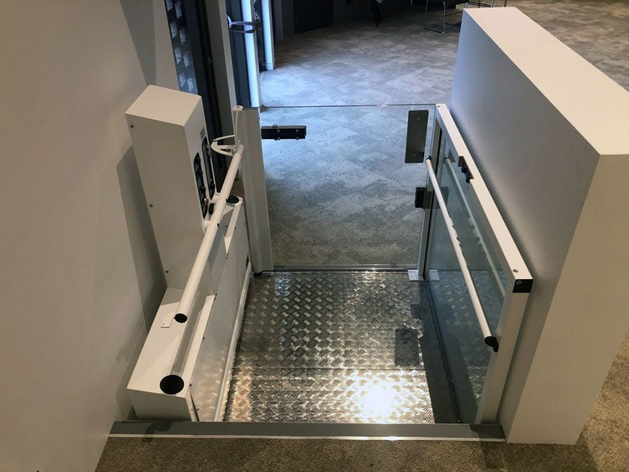 wheelchair lift Ascensa