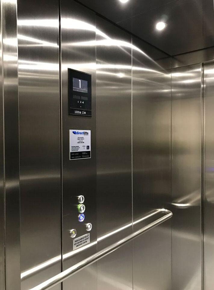 MB Elevator Strathfield