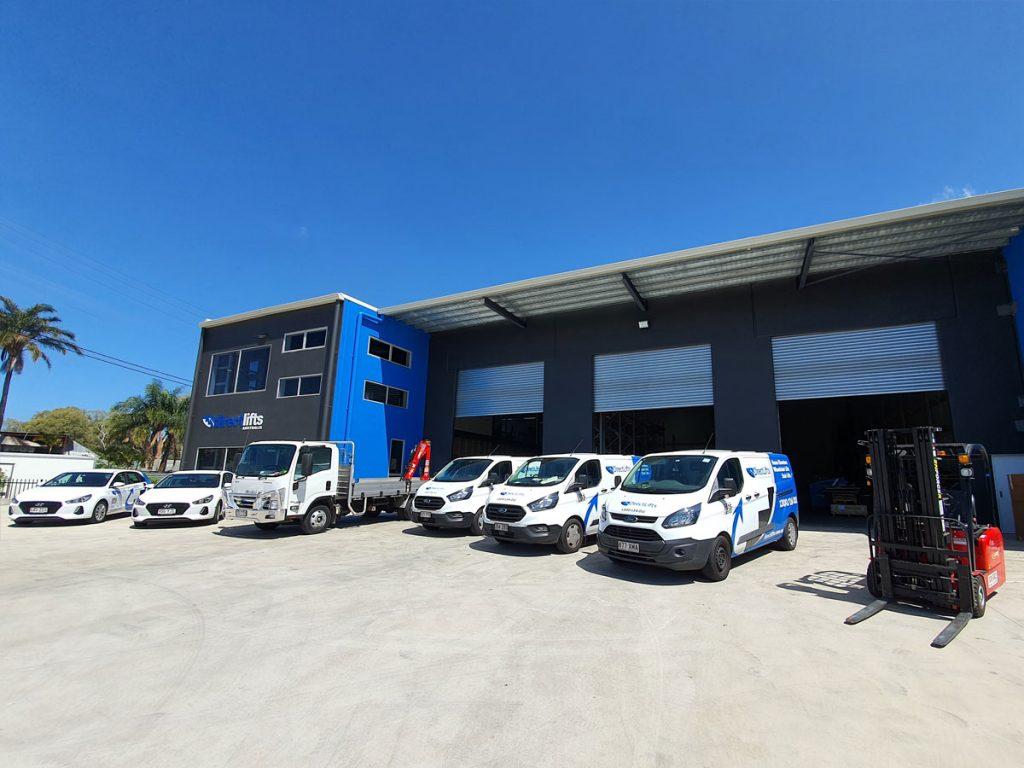 Direct Lifts Australia - HQ in Brisbane