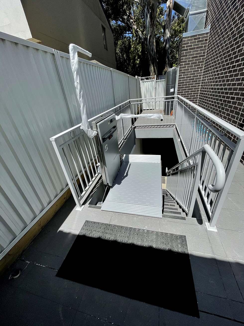 Wheelchair Stairlift Auburn NSW