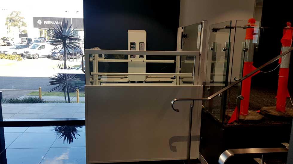 ascensa wheelchair lift springwood qld