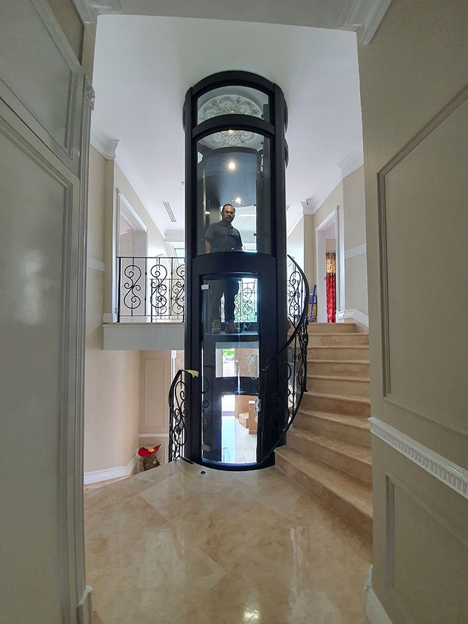 giotto home lift nsw