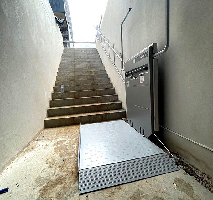 Ascensa Wheelchair lift in Miranda NSW