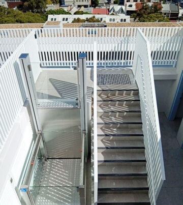RB150 wheelchair lift NSW