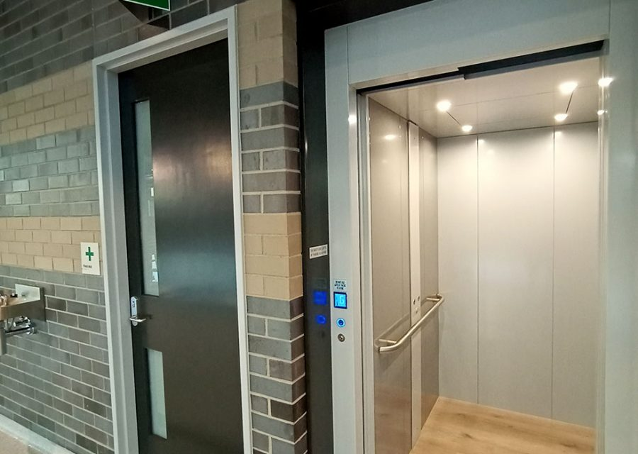 commercial lift eastwood nsw 3