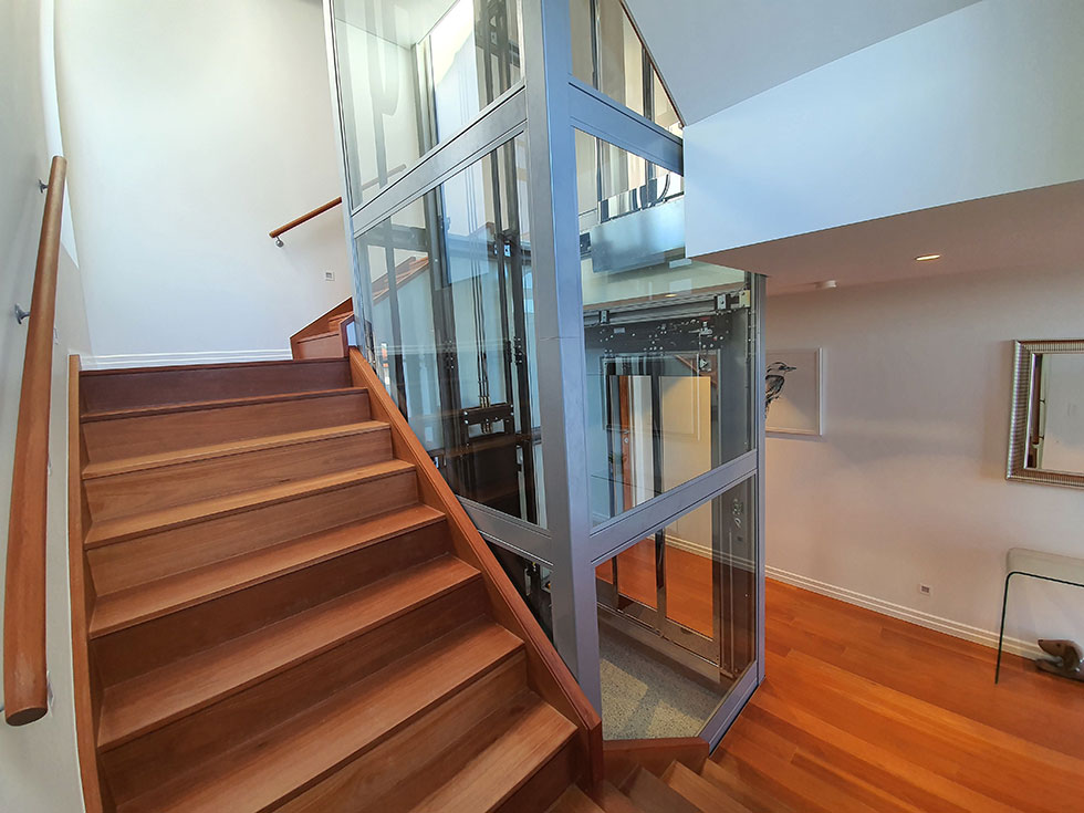 residential lift in wavell Heights QLD 3