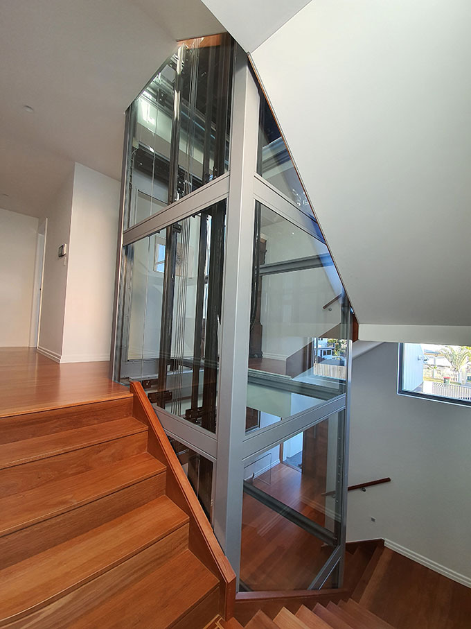 residential lift in wavell Heights QLD 4