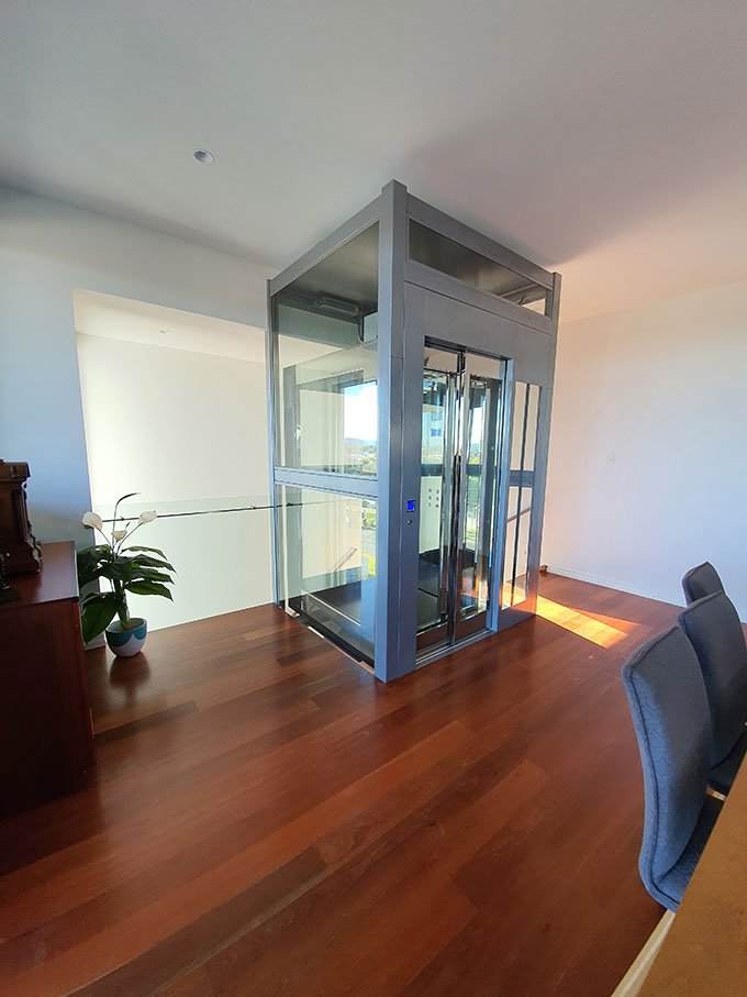 residential lift in wavell Heights QLD